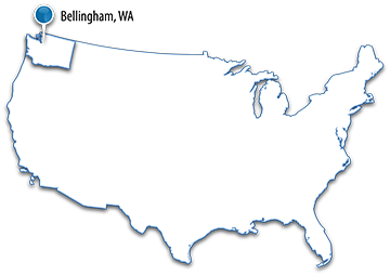 Headquarters Map