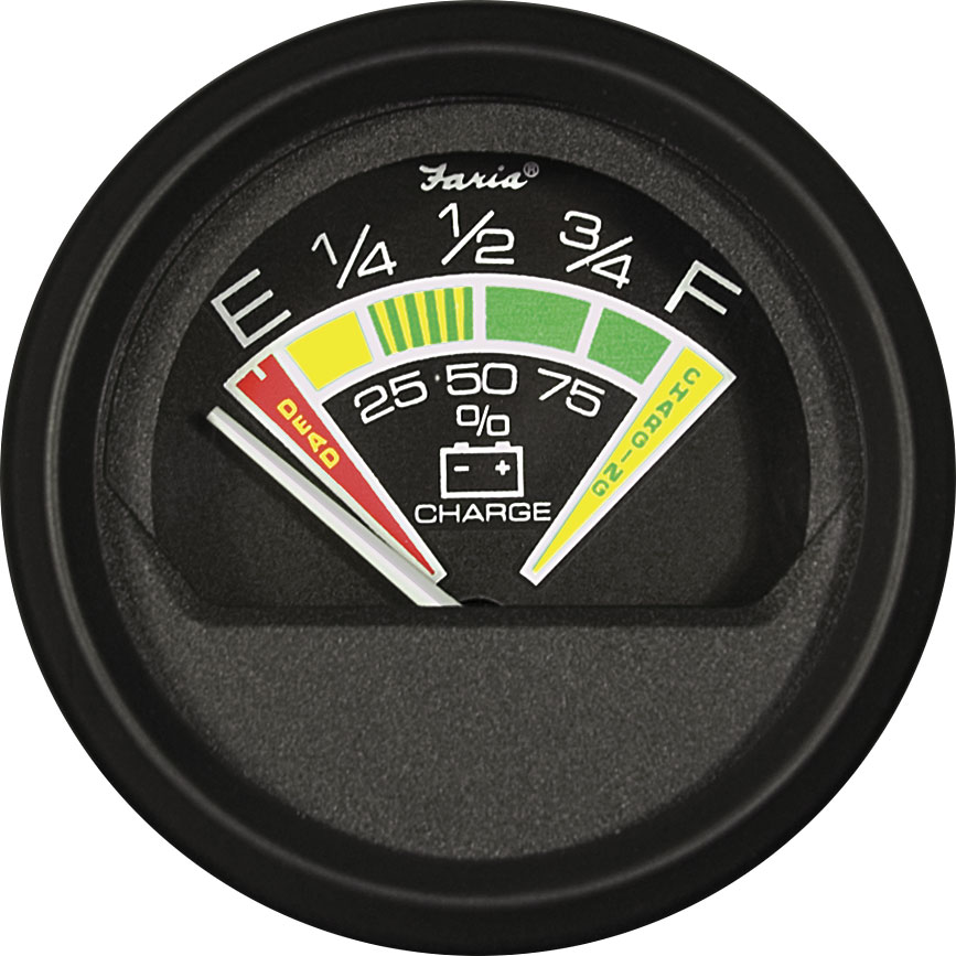 Battery Condition Indicator Blue Sea Systems
