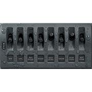Blue Sea 4309 WeatherDeck 12V DC Waterproof Switch Panel 8 Position