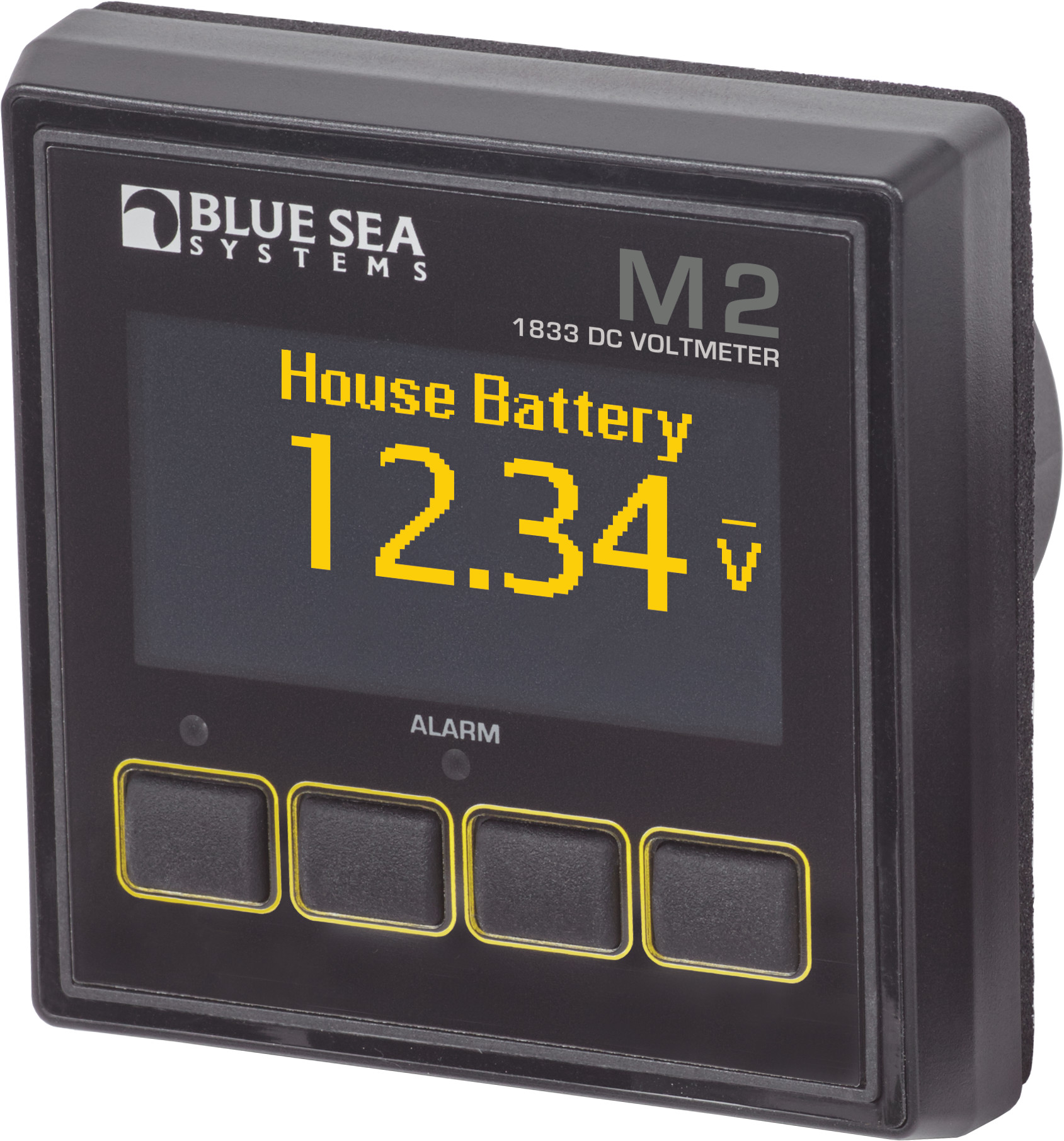 M2 Dc Voltmeter Blue Sea Systems