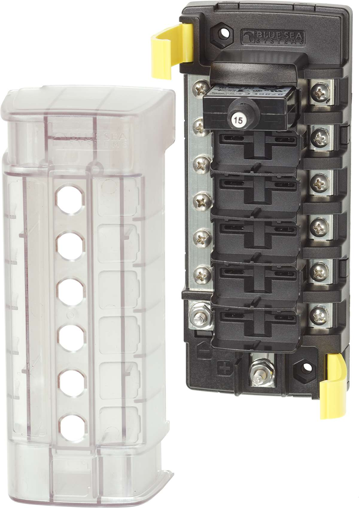 St Clb Circuit Breaker Block 6 Position With Negative