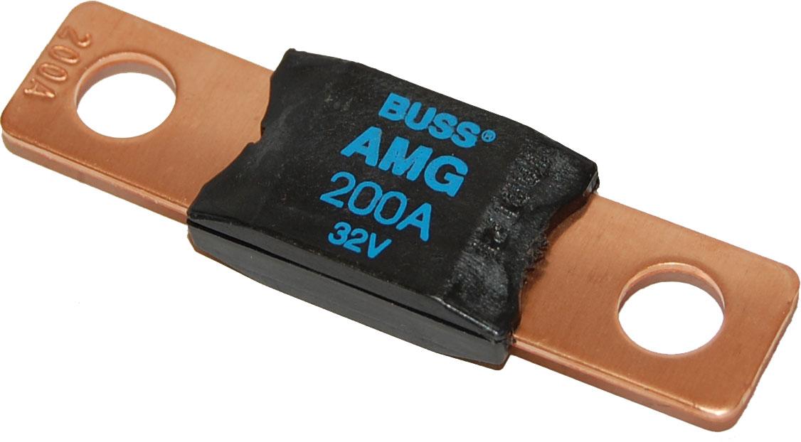 Mega U00ae    Amg U00ae Fuse - 200 Amp