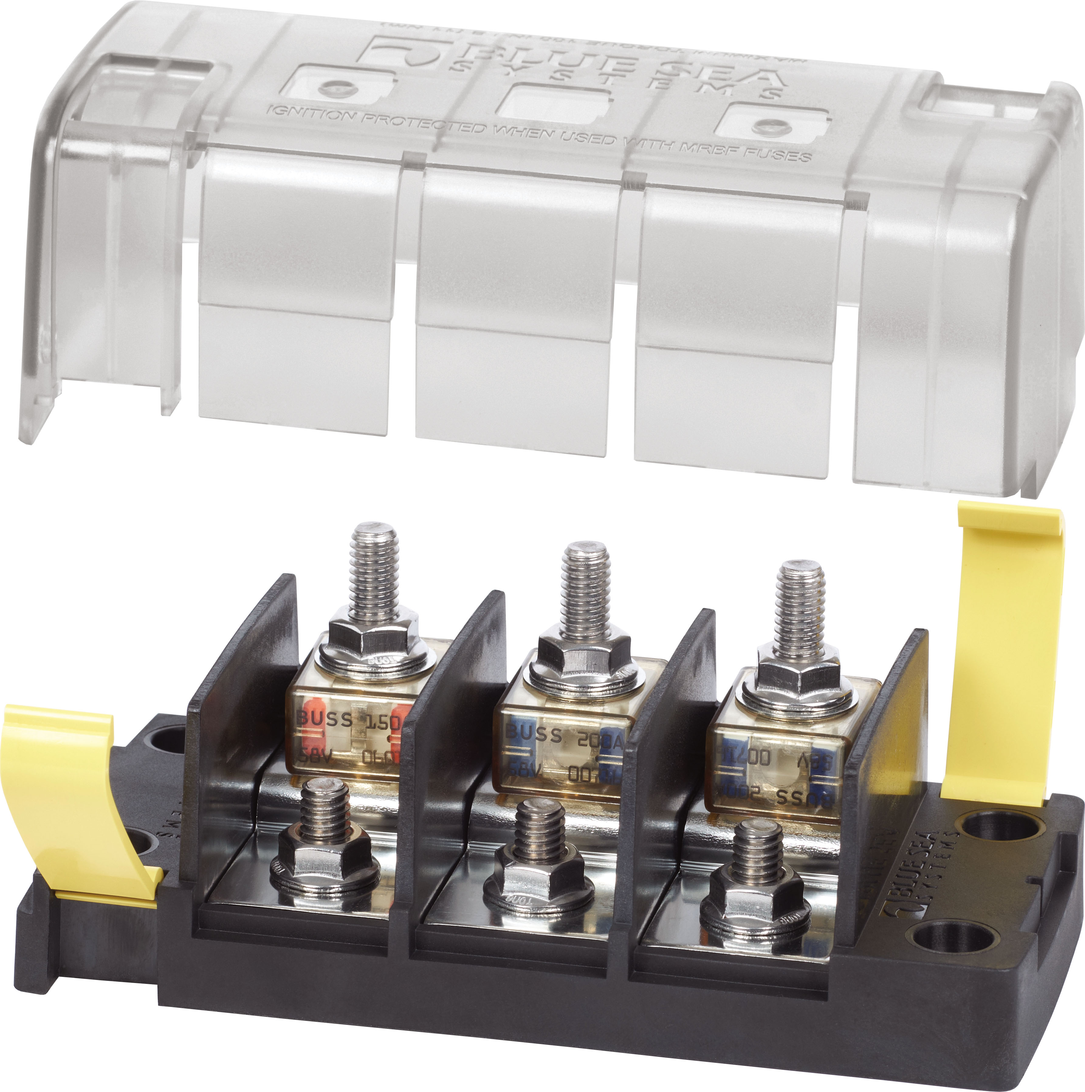 Mrbf Surface Mount Fuse Block - Independent Source