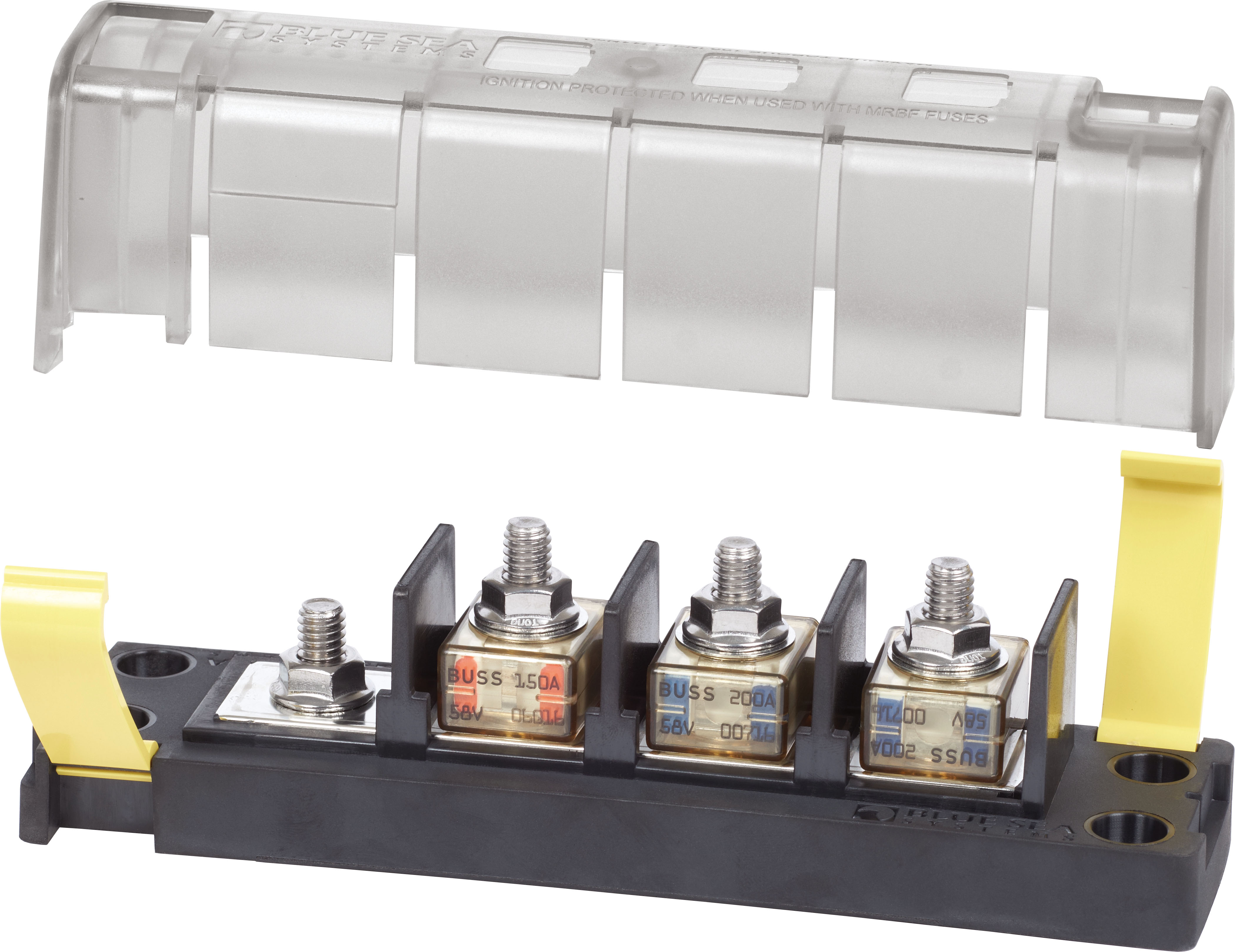 Mrbf Surface Mount Fuse Block Common Source Blue Sea Systems Box Fuses Product Image