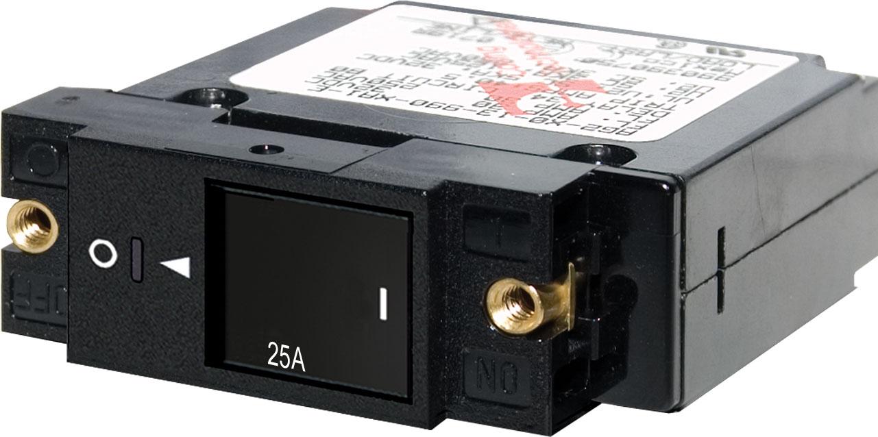 Blue Sea Systems Aseries Gfci Branch Circuit Breaker Single Pole