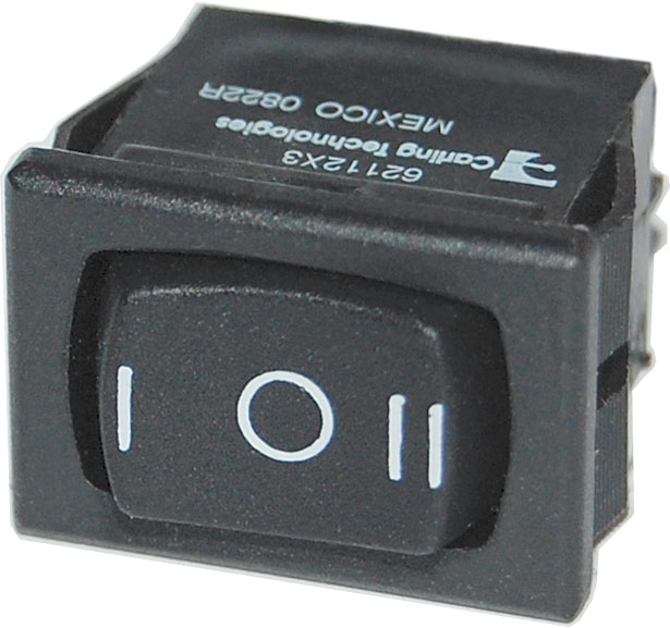 rocker switch dpdt on off on blue sea systems product image · switches rocker switches