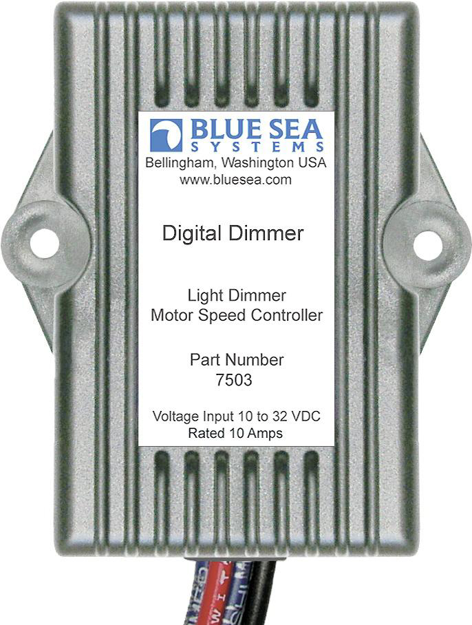Digital Dimmer  10 Ampere