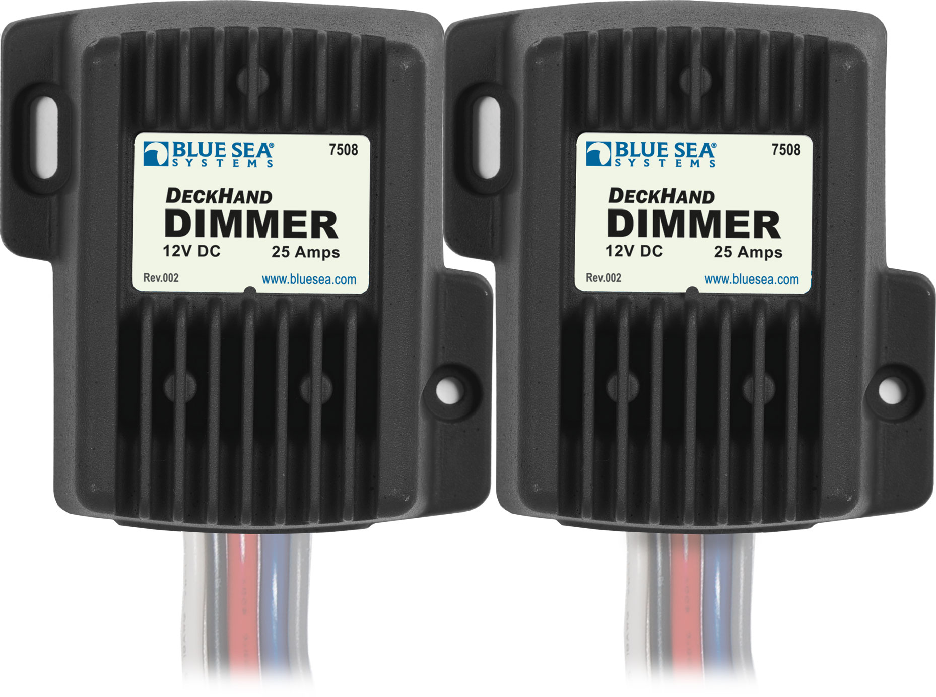 Deckhand Dimmer 12v Dc 25a Blue Sea Systems Switch Wiring Diagram Dimmers