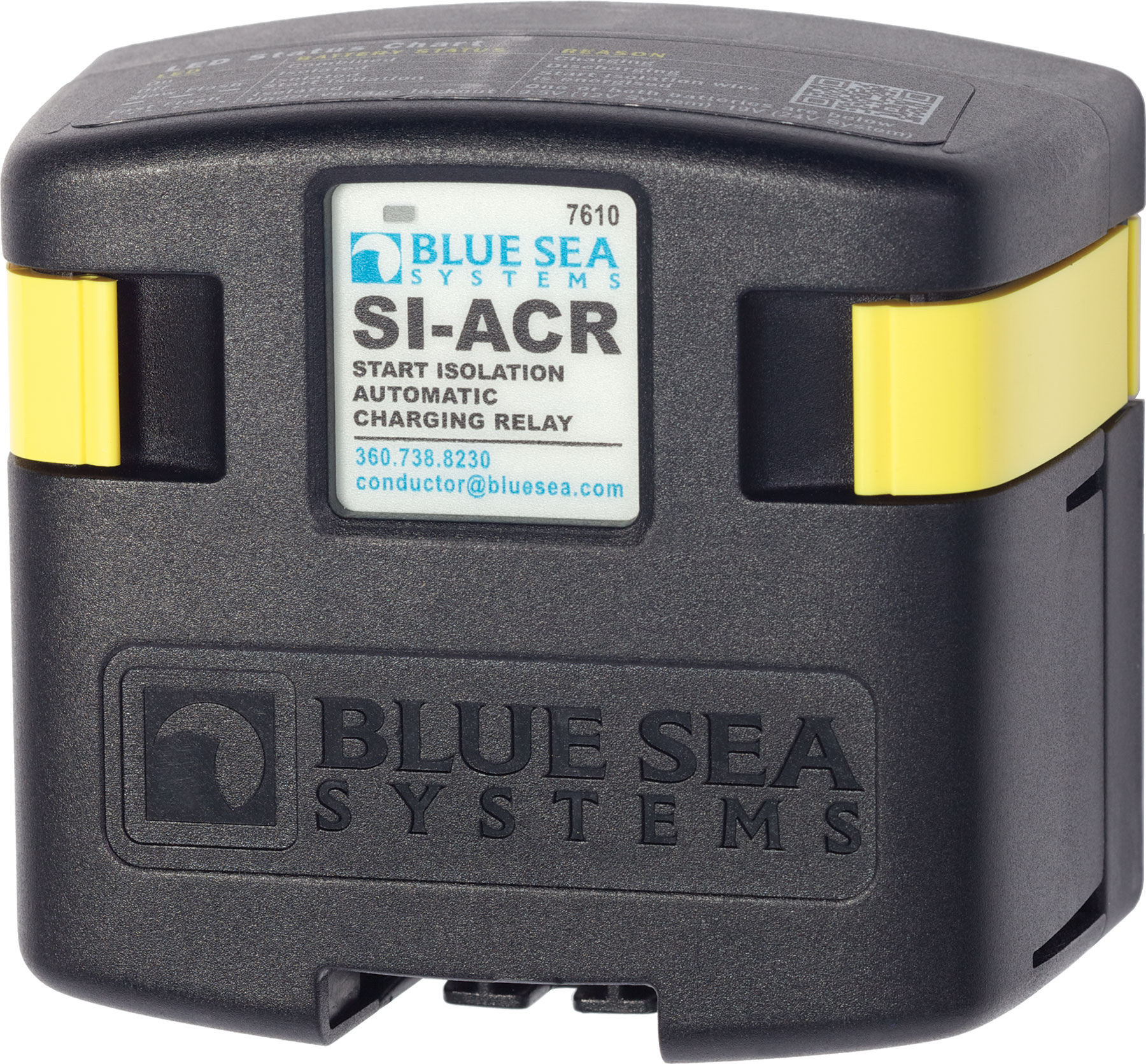 7610 si acr automatic charging relay 12 24v dc 120a blue sea systems blue sea si acr wiring diagram at n-0.co