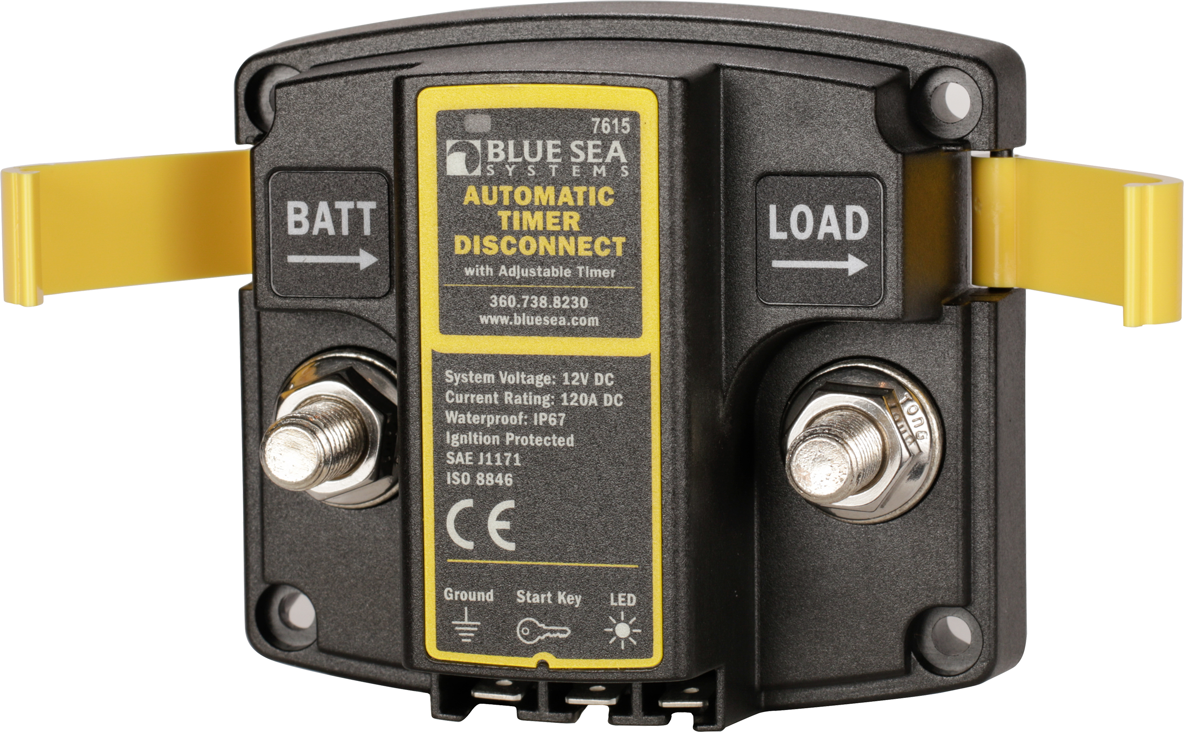 Atd Automatic Timer Disconnect Blue Sea Systems