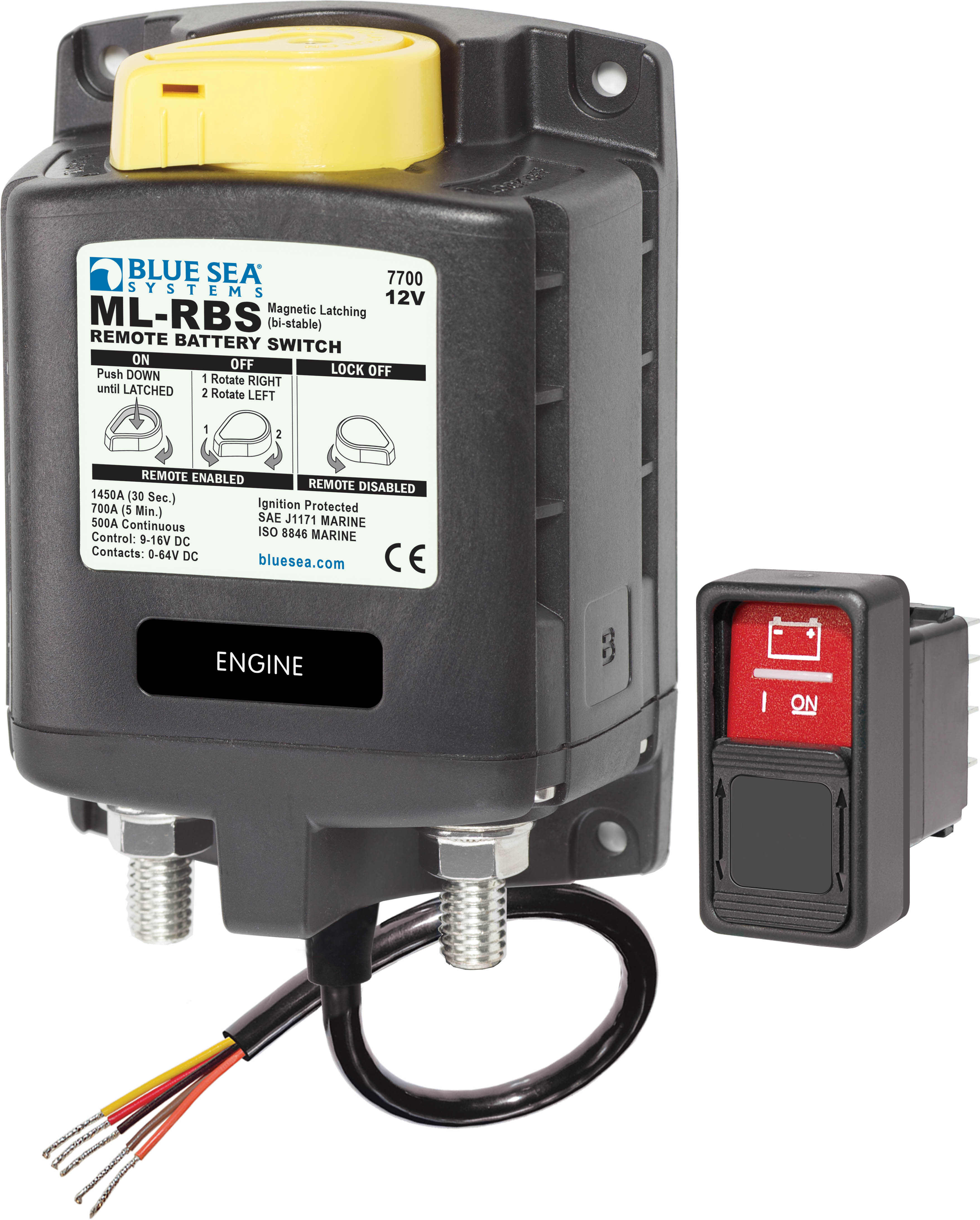 ml-rbs remote battery switch with manual control