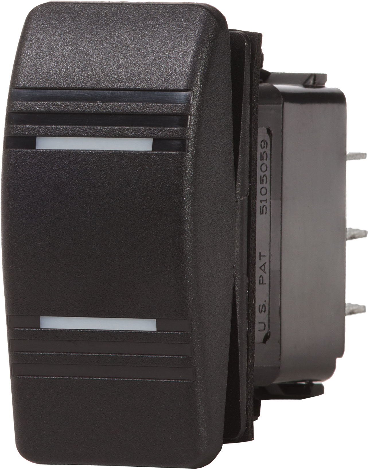 contura switch dpdt black on off on blue sea systems product image acircmiddot switches contura switches