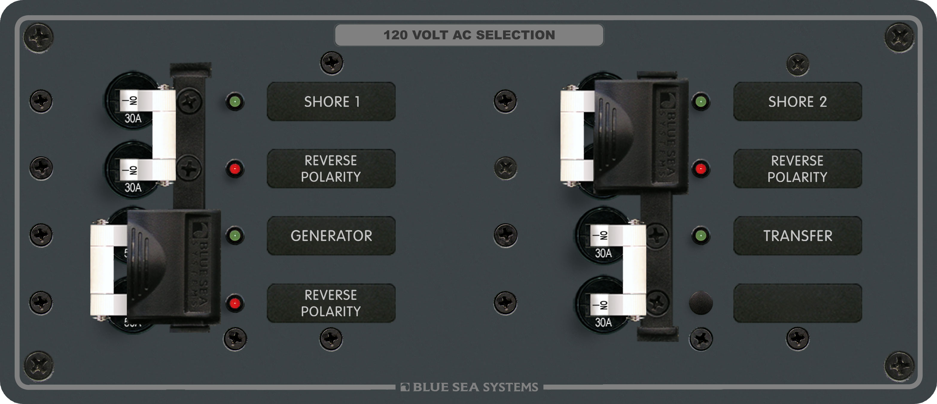 AC 3 Sources - Horizontal - Blue Sea Systems