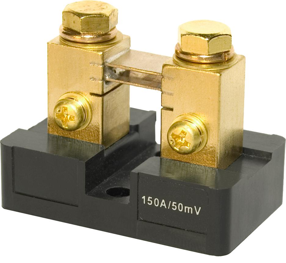 Dc Ammeter Shunt Wiring Diagram