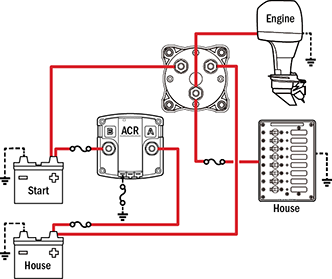 Boat For A 3 Way Switch Wiring Diagram - Wire Data Schema •