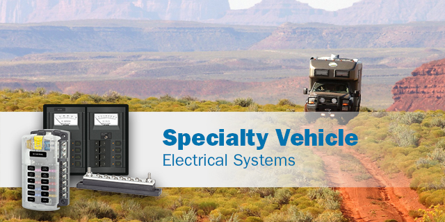 Blue Sea Systems - Innovative electrical systems — Built to last